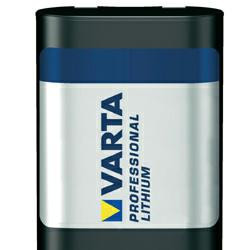 VARTA Photo Lithium Batterie 2CR5 Professional 6,0Volt 1.600mAh Lithium - 1 Stück