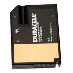 DURACELL Flachbatterie 7K67 Plus Flachbatterie AlMn