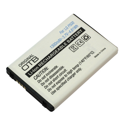 Akku passend für LG LGIP-400N 3,7Volt 1300mAh Li-Ion (kein Original)
