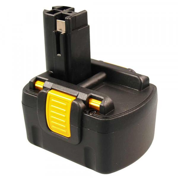 Ersatzakku passend für Bosch 2 607 335 490 mit 14,4V 3,0Ah Ni-MH