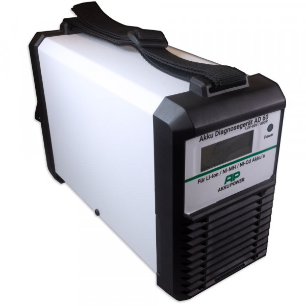 Akku Power AD60 Entladegerät 500 Watt