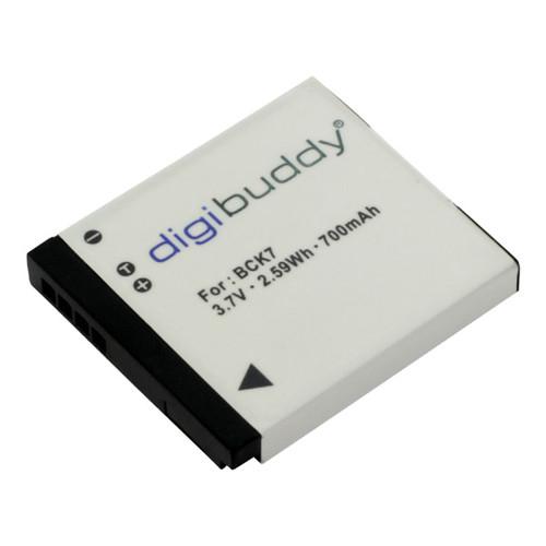 Akku passend für Panasonic DMW-BCK7 3,7Volt 700mAh Li-Ion (kein Original)