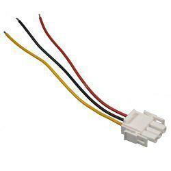 AMP Anschluss AMP Stecker 3polig mit Kabel