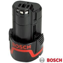 Original Bosch Akku 2 607 336 014 mit 10,8V/12V 2,0Ah Li-Ion