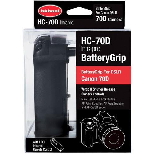 Batterie-Griff für EOS 70D Canon Kamera