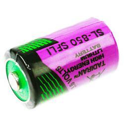 Tadiran SL-850/S 3,6Volt 1200mAh Lithium 2/3AA Batterie ohne Anschlüsse