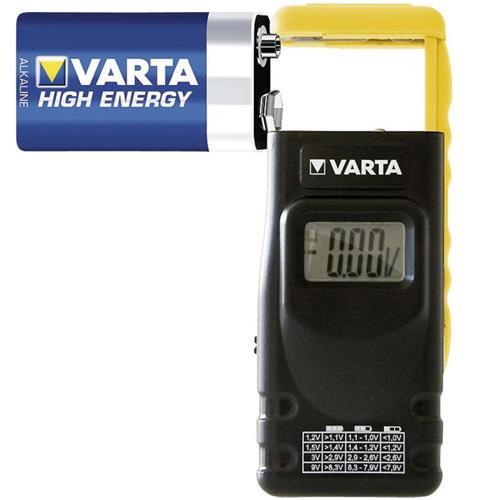 Batterie Testgerät 891 LCD digital von Varta