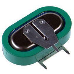 VARTA Knopfzellen Akku V150H 1,2 Volt 150mAh NiMH mit 3er Printanschlüssen
