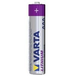 Varta Lithium AAA Micro Test, erreichte Zeit: 130 Min.