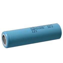 Samsung INR18650-15M Test, erreichte Zeit: 22 Min.