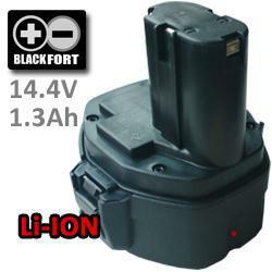 Akku passend für Makita 1420 mit 14,4V 1,5Ah Li-Ion
