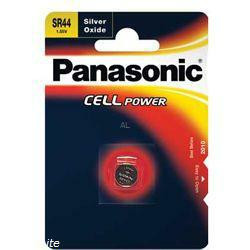 Panasonic SR44 Cell Power 1,5Volt 160mAh AgO