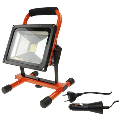 Sila 20W LED Arbeitsscheinwerfer für Akku- und Netzbetrieb