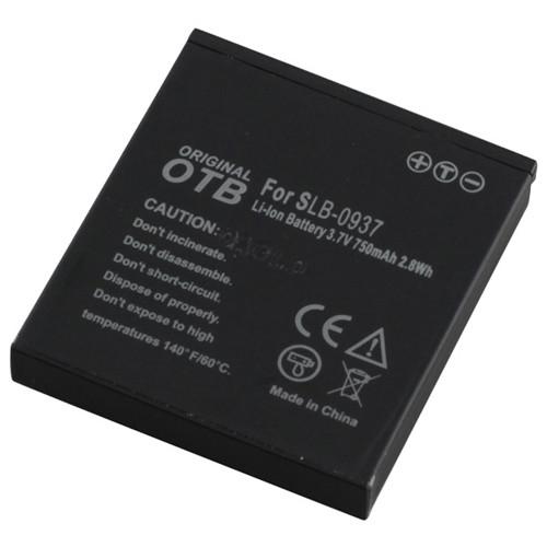 Akku passend für Samsung SLB-0937 3,7Volt 750mAh Li-Ion (kein Original)