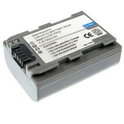 Akku passend für Sony NP-FP50 7,2Volt 700mAh Li-Ion (kein Original)