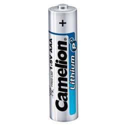 Camelion Lithium AAA Test, erreichte Zeit: 137 Min.
