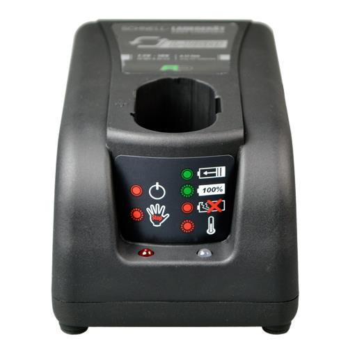 Ersatz-Ladegerät passend für Gesipa 12V NiCd/NiMH Werkzeug-Akkus (kein Original Gesipa)