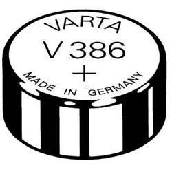 Varta Uhrenbatterie V386 im 10er Pack