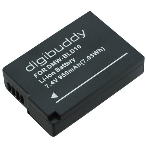 Akku passend für Panasonic DMW-BLD10 3,7Volt 950mAh Li-Ion (kein Original)