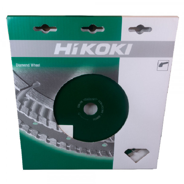 HiKoki Diamanttrennscheibe 230 x 22,2 mm