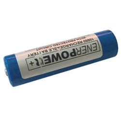 EnerPower 18650+ 2900mAh Test, erreichte Zeit: 43 Min.