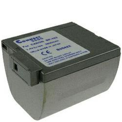 Akku passend für Canon BP-422 7,2Volt 2.600mAh Li-Ion (kein Original)