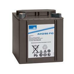 EXIDE Sonnenschein Bleiakku Dryfit A412/85 F10 12,0Volt 85Ah mit M10 Schraubanschluss - Auslieferung