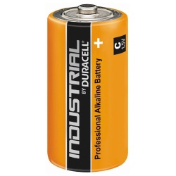Duracell Baby Industrial LR14 Batterie Test
