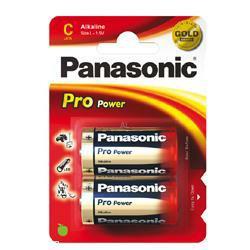 PANASONIC Standard Batterie Baby 2 Stück ProPower LR14PPG
