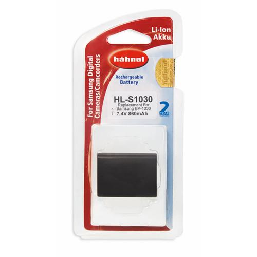 Hähnel Akku passend für Samsung BP-1030 / BP-1130 7,4Volt 860mAh Li-Ion (kein Original)