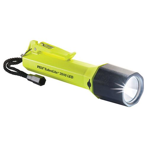 Peli 2010Z0 SabreLite LED-Taschenlampe ATEX Zone 0