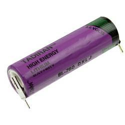 TADIRAN Lithium Batterie SL-760PR Mignon 3,6V 2100mAh mit 2er Print