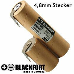 3,6V Akku für Kenwood Käsereibe FG155 (BF11957) Blackfort-Akku (kein Original)