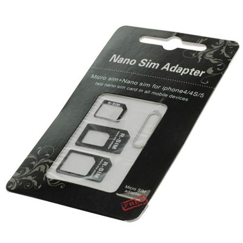 Adapter für Sim-Karten 4er Set