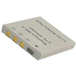 Akku passend für Konica-Minolta NP-1 3,7Volt 600-700mAh Li-Ion (kein Original)