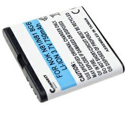Akku passend für Nokia BP-6MT 3,7Volt 770mAh Li-Ion (kein Original)