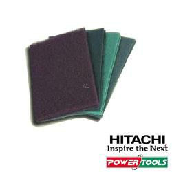 HiKoki Vlies Handbögen NHP S/C grau 152 x 229mm, Körnung: sehr fein