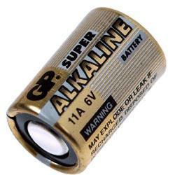 GP Batterie GP11A 6,0Volt 38mAh AlMn