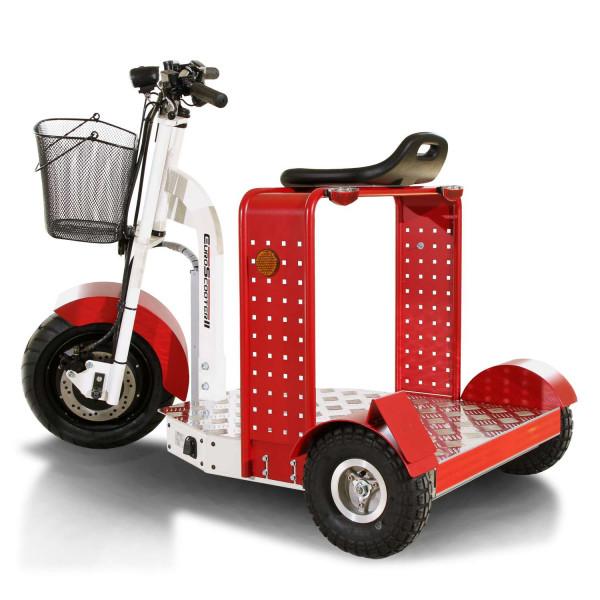 AP Akku Kobold eTransport-Scooter, 1000W Motor