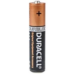 Duracell MN2400 Micro AA Test, erreichte Zeit: 62 Min.
