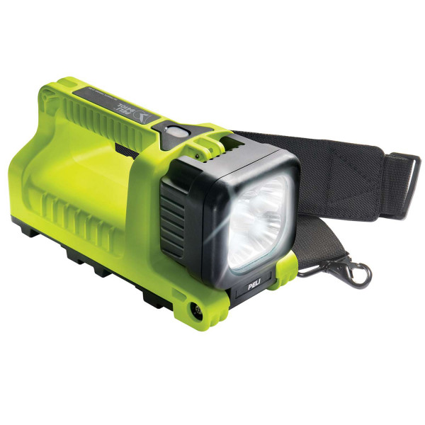 Peli 9410L LED Handscheinwerfer, gelb