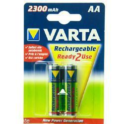 Varta 56726 Power Ready2Use Mignon (AA) 1,2volt 2.400mAh im 2er Blister