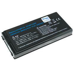 Akku für Fujitsu Siemens LifeBook N3400 mit 14,4V 2.200mAh Li-Ion
