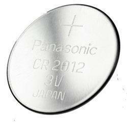 Panasonic CR2012 Lithium-Knopfzelle 3,0Volt 55mAh