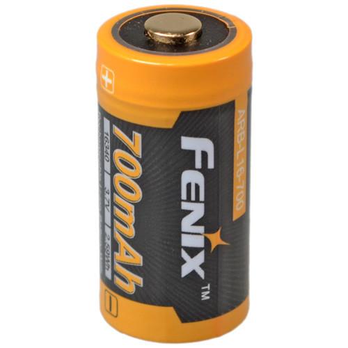 Fenix ARB-L16-700 geschützter Li-Ionen Akku 16340 RC123A