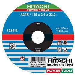 HiKoki Trennscheibe A24R 230 x 3 x 22,2 mm für Metall (25Stk.)