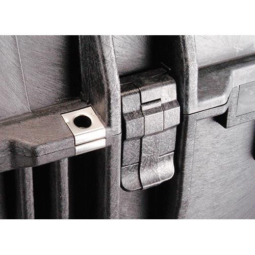 PELI 1610M Koffer, Mobility schwarz mit Würfelschaum