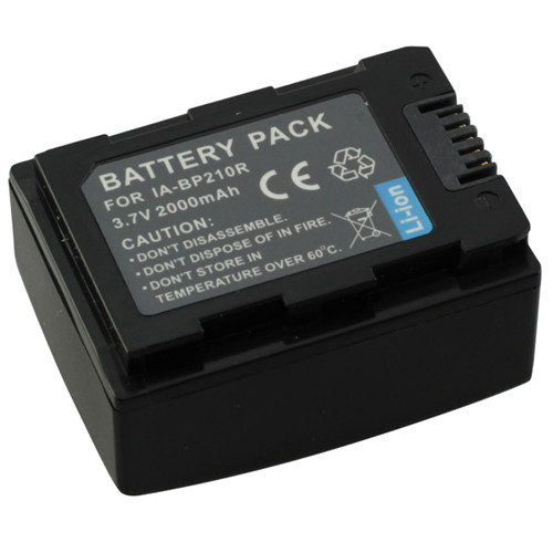 Akku passend für Samsung BP210R 3,7Volt 2.000mAh Li-Ion (kein Original)