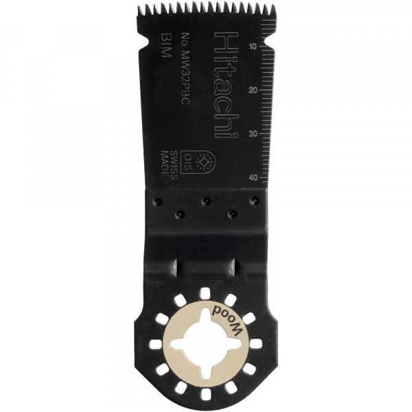 MW32PBC Hartholz Präzisions-Sägeblatt 32 mm - für HiKoki Multitool