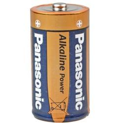 Panasonic LR14 Alkaline Power Batterie Test